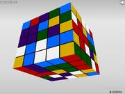 3D Rubiks Cube 2